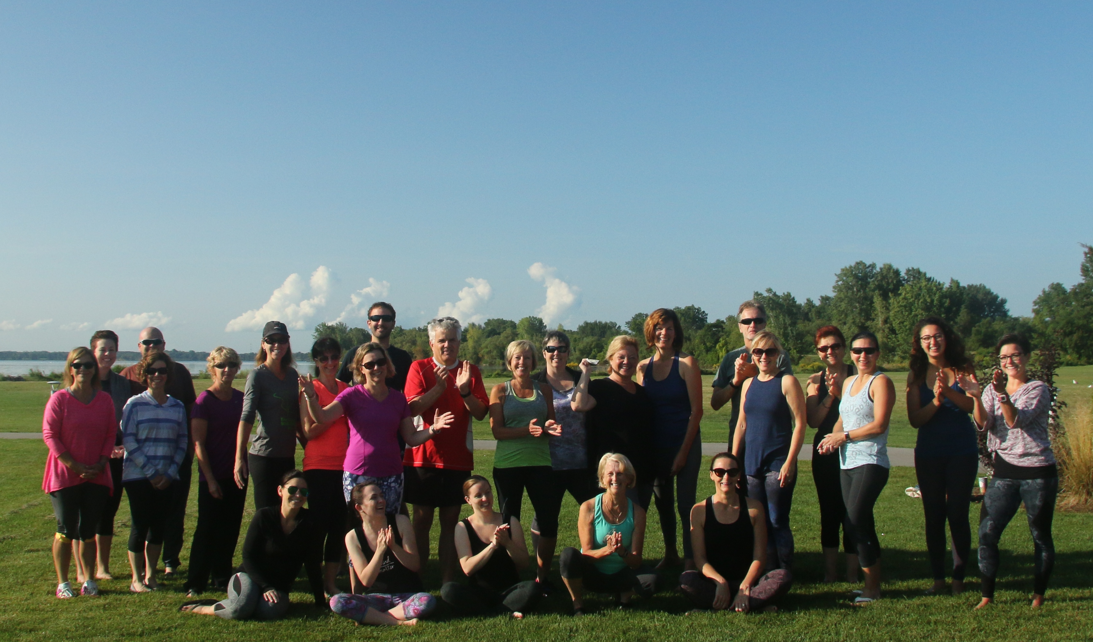 afe74280d2 We work with many local organizations in the Quinte area to foster improved  physical and mental health. Get Yoga is a community gathering place where  people ...